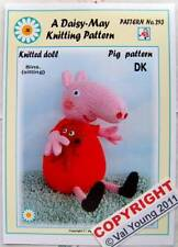 Unbranded Dolls Accessories Crocheting & Knitting Patterns