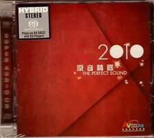 THE PERFECT SOUND 原音精選 2010 - VARIOUS ARTISTS SACD