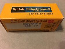 Vintage Kodak EKTACHROME-X EX 120 Color Slide Film exp 1979