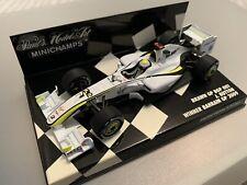 Jenson Button 1/43 - Brawn GP: Bahrain Win