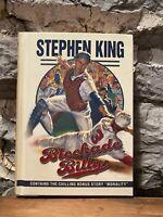 STEPHEN KING Blockade Billy (2010, Hardcover) 1st Edition Scribner