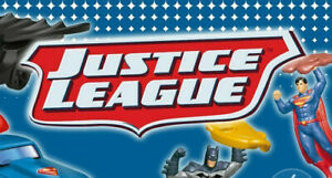 Justice League - Kinder Surprise Toys - New for 2020 - Choose the Ones YOU Want!