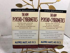 New Psycho-Cybernetics : The Original Science of Self CASSETTE AUDIOBOOK Vol.1&2