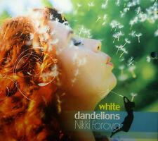 CD NIKKI FOROVA - white dandelions