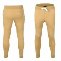 Mens Joggers Casual Jogging Bottoms Elasticated Plain Sweat Pants Gym Trousers
