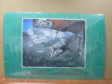 Vintage 1984 hang Gliding glider recreational  Inv#G1236