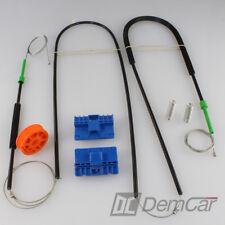 Audi a3 8p1 8pa Cjto de reparación elevalunas clip topes de gleitstücke delante l /& r