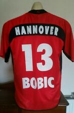 Hannover 96 Camiseta de fútbol TRIKOT JERSEY * maravilloso 13 * 2002 2003 Home Uhlsport