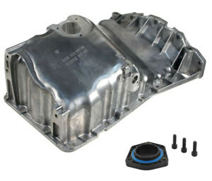 Vaico Engine Oil Pan Kit For Audi A4 Quattro Volkswagen Passat
