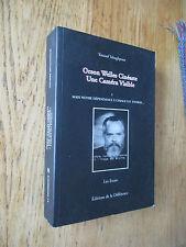 Orson Welles cinéaste, une caméra visible vol. 1 ISHAGHPOUR 2001
