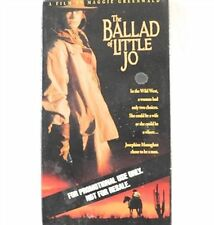 The Ballad of Little Jo VHS Movie Promo Screener Copy