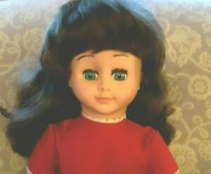 Vintage Unica Doll c. 1960s Made in Belgium - Gorgeous