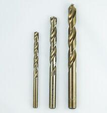 Kobalt Metallbohrer CONDOR HSS Co 5 % Größe: Ø 1,0 mm - Ø 13,0 mm neu (CON-XSCO)