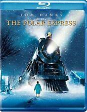 The Polar Express Blu-ray 2004 Tom Hanks Widescreen