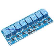 8 Canaux Relais 5V Bouclier Module pour Arduino PIC Channel Relay