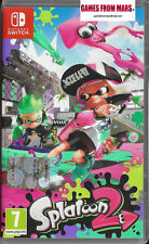 SPLATOON 2 - NINTENDO SWITCH - NUOVO ITALIANO