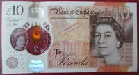 B415 CLELAND 2014 £10 BANKNOTE * UNC * Polymer Note