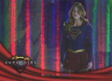 Supergirl Season 1 Rainbow Foil Base Card #65 What Is Myriad?