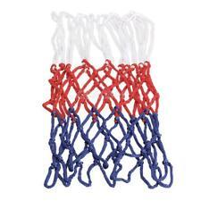 New Red White Blue Basketball Net 5mm Nylon Hoop Goal Rim  Mesh Net High Quality