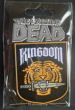 THE WALKING DEAD KINGDOM FACTION PIN/BADGE BY YESTERDAYS/SKYBOUND