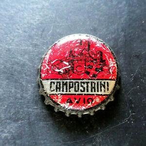 Campostrini Trento tappo corona vino wine bottle cap Italy chapa Kronkorken