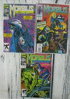 Morbius Living Vampire Marvel Comic Lot 5 6 7 8 9 15 Modern Age VF/NM