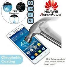 100% Genuine Tempered Glass LCD Screen Protector Cover for Huawei Ascend G620S