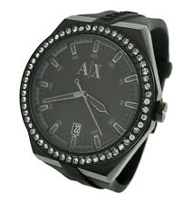 ARMANI EXCHANGE SILICONE 50M LADIES WATCH AX1217