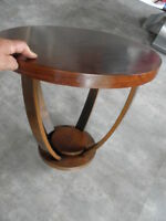 ANTIQUE OLD COFFEE TABLE wood  art deco vintage sofa  wooden Century victorian