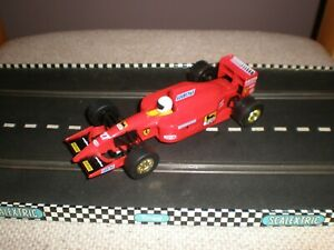 Scalextric Ferrari 643 F1 (Red)  - V/Good Condition Used Unboxed C410