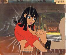 Hey Good Lookin Ralph Bakshi 1973-82 production animation Cel COA