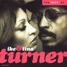 Best of Ike & Tina Turner - Ike Turner Compact Disc FREE SHIPPING!!
