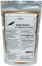 Ginger Root Extract powder 5% Gingerols 100g (3.52oz Support Digestive System