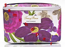 Tracy Reese for Clinique Cosmetic Travel Floral Bag New