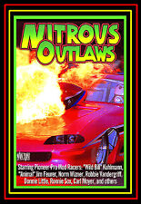 Drag Racing NITROUS OUTLAWS, PRO MOD TV Show, A Main Event Entertainment DVD