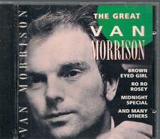 CD COMPIL 9 TITRES--VAN MORRISON-THE GREAT VAN MORRISON