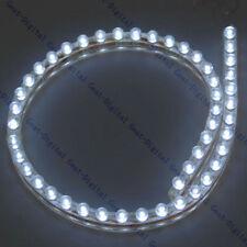 HOTSALE 48cm 48 LED Flexible Strip Light Lamp Bulb 12V N White