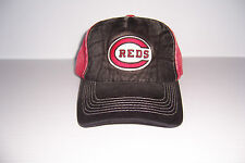 CINCINNATI REDS OLD SCHOOL THROWBACK SNAPBACK HAT CAP MEN'S ADJUSTABLE BRAND NEW