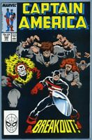 Captain America #340 1988 Marvel Comics v
