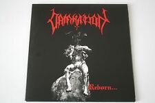 "DAMNATION ""Reborn"" Ltd. Edition 444 Copies, Old school Death Metal, m/m (1995)"