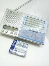 Grundig Yacht Boy YB 218 Transistor Radio World Wide Receiver SW FM MW Portable