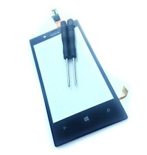 For Nokia Lumia 720 Digitizer Touch Screen Front Glass Lens Black + Tools