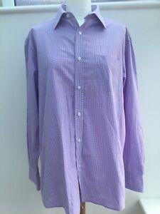 Thomas Nash Mens Smart Casual Shirt - 16.5