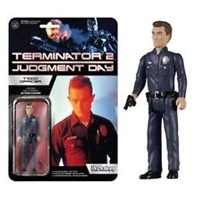 REACTION FIGURES: TERMINATOR : T1000 OFFICER