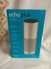 Amazon Echo Plus  with built-in smartphone Hub Alexa