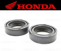 Set of (2) Honda Front Fork Oil Seal (See Fitment Chart) #51490-GE2-305