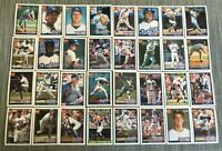 1991 LOS ANGELES DODGERS Topps COMPLETE Baseball Team Set 32 Cards MURRAY GIBSON