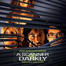 "Graham Reynolds-un escáner Darkly Ost (Nuevo Ltd Verde/Negro 12"" Vinilo Lp)"