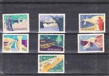 ROMANIA 1960 BLACK SEA    SET   MNH  VF