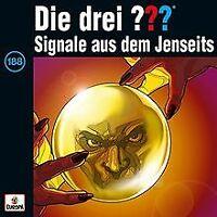 188/Signale aus dem Jenseits von Die drei ??? | CD | Zustand sehr gut